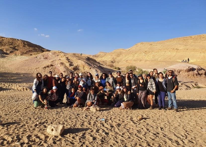 Beit Shean, BINA, home away from home, MITF, Ali Goldberg, teaching English in Israel, Israel, Tel Aviv, Israel trip, day trip, desert, negev, Israel nature