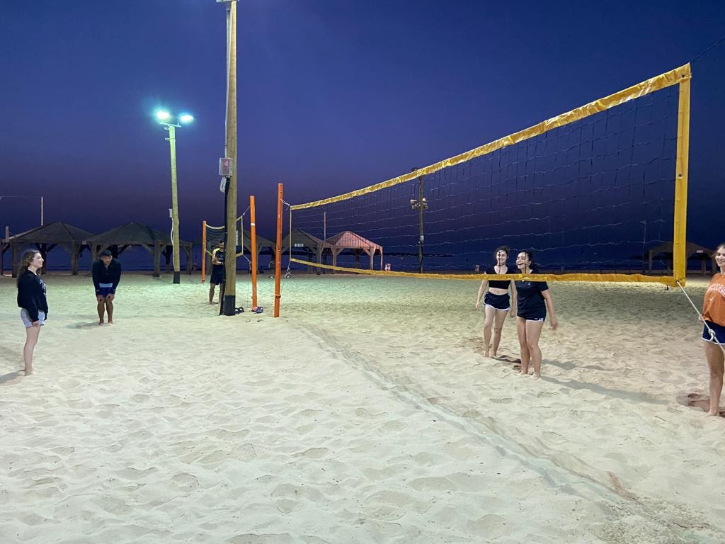volleyball,Sophie Reiss