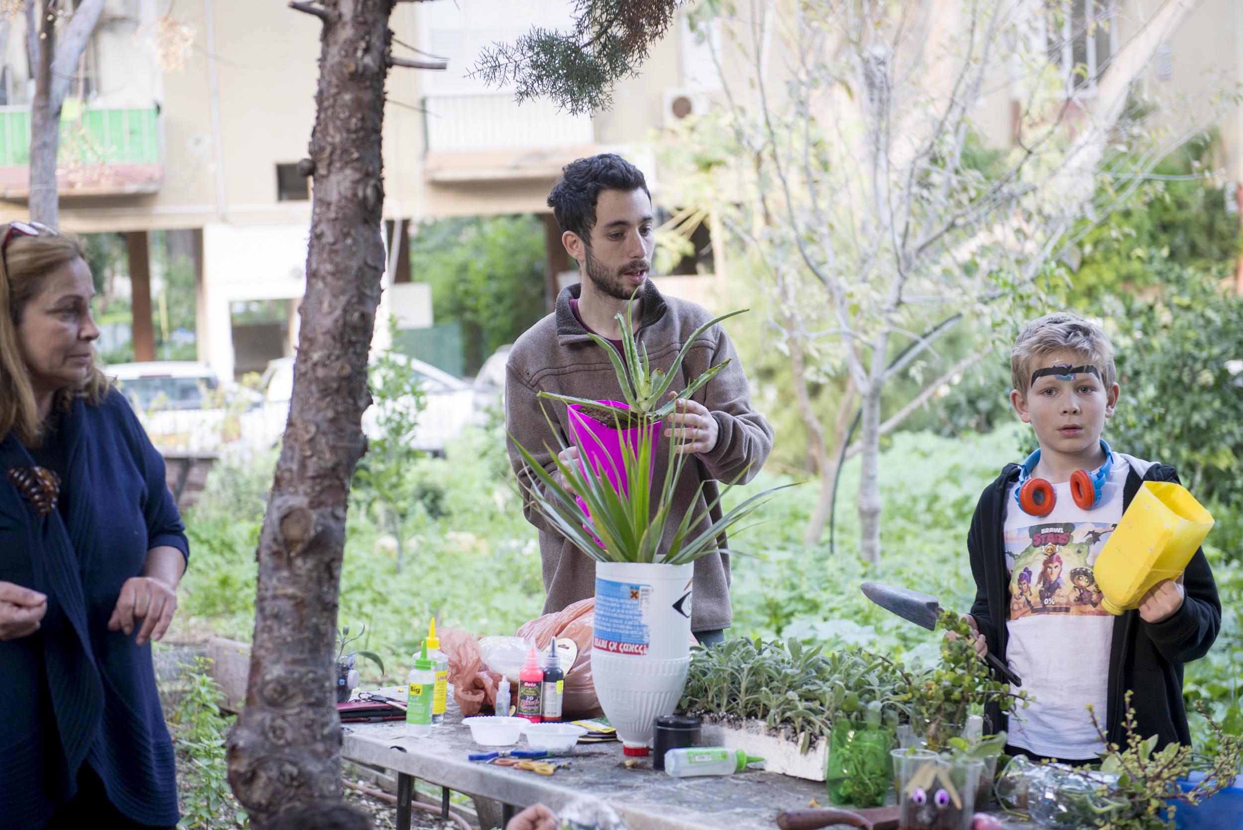 """הישיבה החילונית בחיפה - בינ""""ה התנועה ליהדות חברתית"""